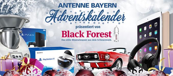 ANTENNE BAYERN 1000 EURO