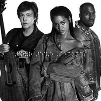 Rihanna, Kanye West, Paul McCartney