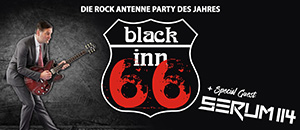 Black Out im Black Inn - So war die Party des Jahres!