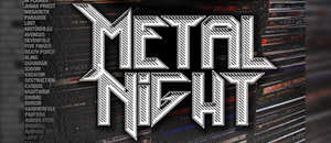 24.03.: Metal Night mit DJ Thomas Moser / Backstage München