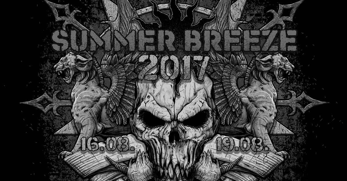 16.-19.08.2017: Summer Breeze Festival / Dinkelsbühl