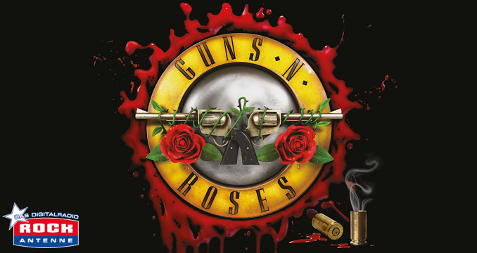 """Not In This Lifetime"": Guns N' Roses kommen 2017 nach Deutschland!"