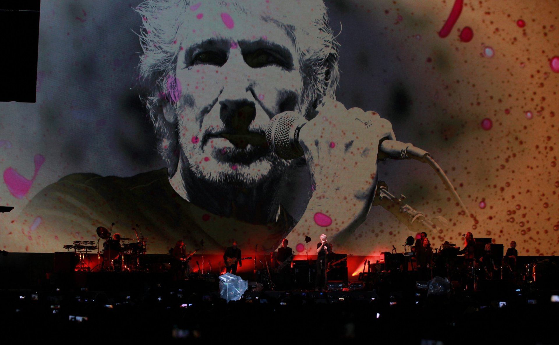 """The Wall"": Roger Waters plant Neuaufführung in Mexiko"
