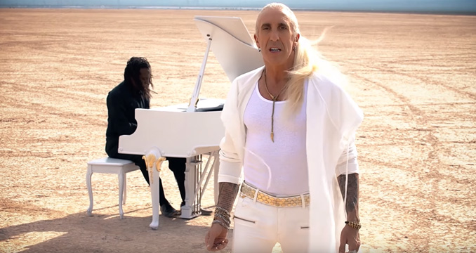 "Dee Snider in emotionalem Video zu ""We're Not Gonna Take It"""