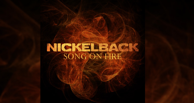 "Nickelback: Die neue Single ""Song on Fire"" in der Radiopremiere!"