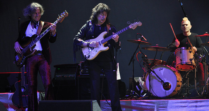Deep Purple: Ritchie Blackmore bereit für Reunion