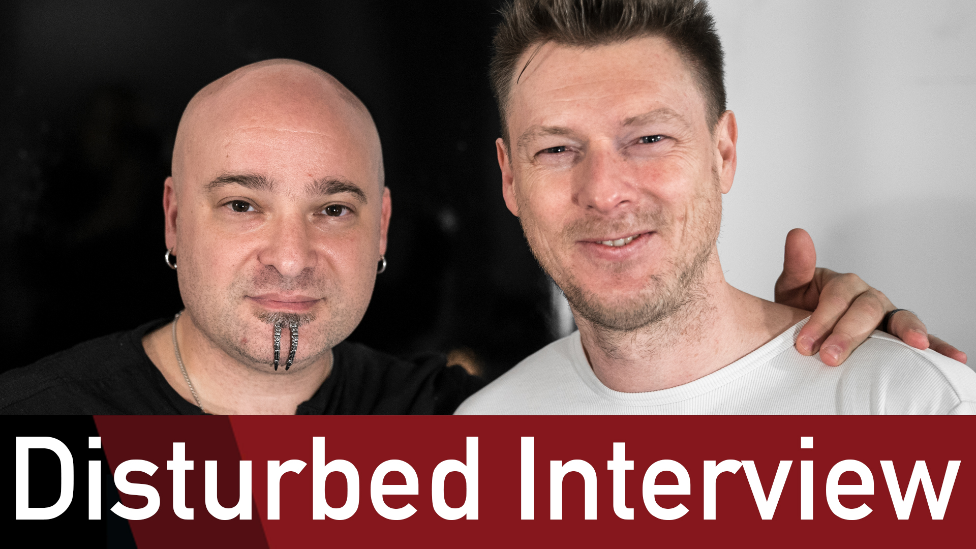 Disturbed: David Draiman über neues Album und Tour - Das ROCK ANTENNE Interview