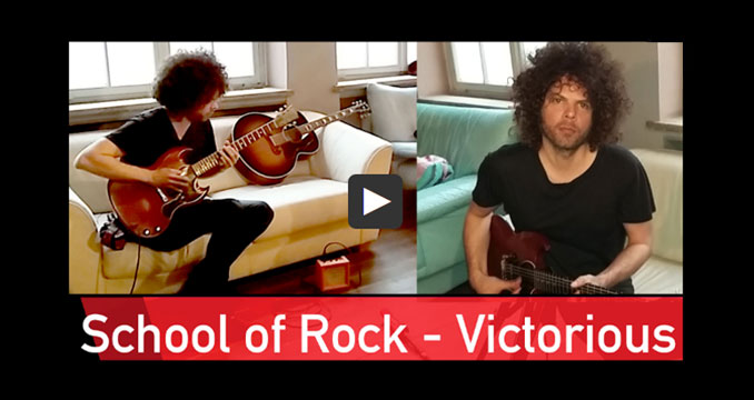 "Wolfmother: Andrew Stockdale erklärt ""Victorious"""