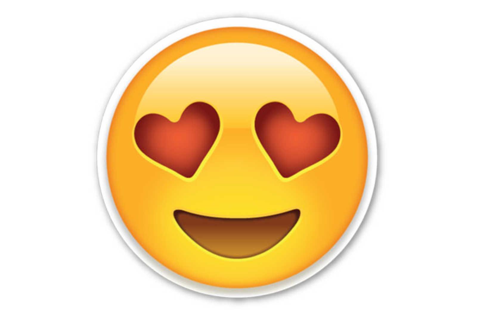 Smiley Mit Herz
