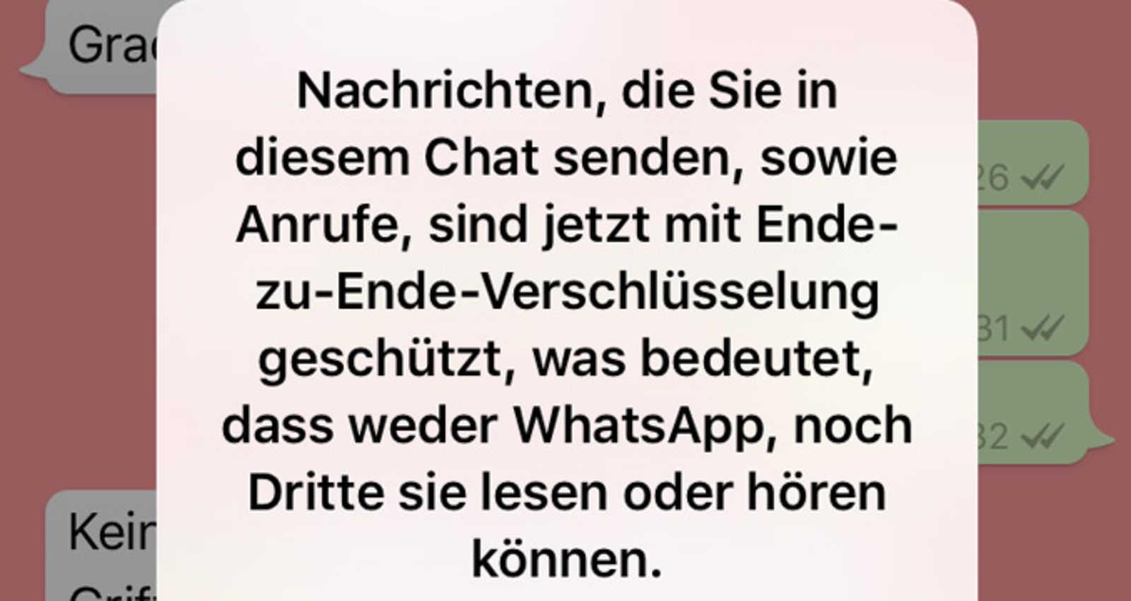 whatsapp chat nachricht dritte weiterleiten
