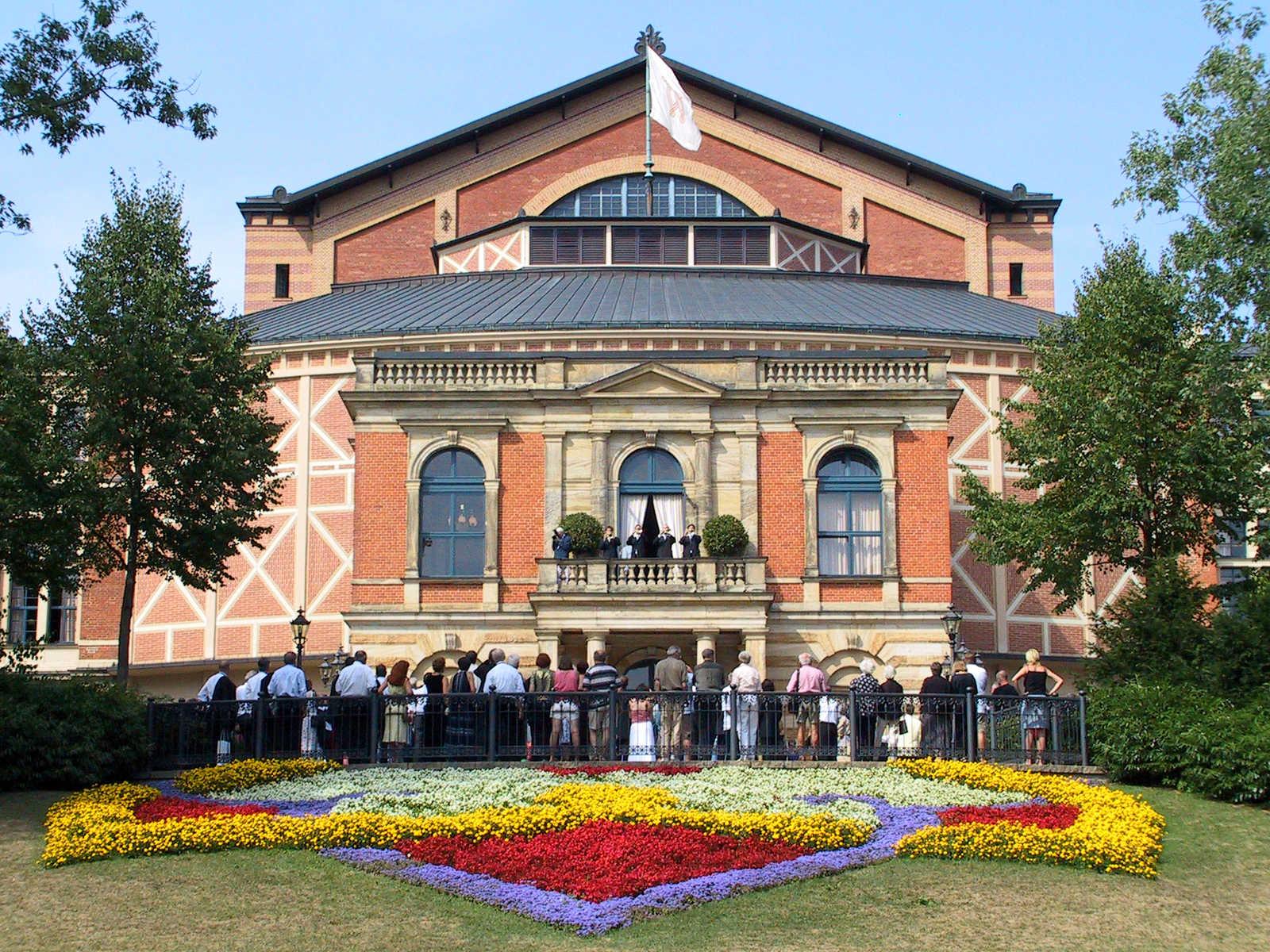 Bayreuther Festspiele IslamKritik in Eröffnungsoper
