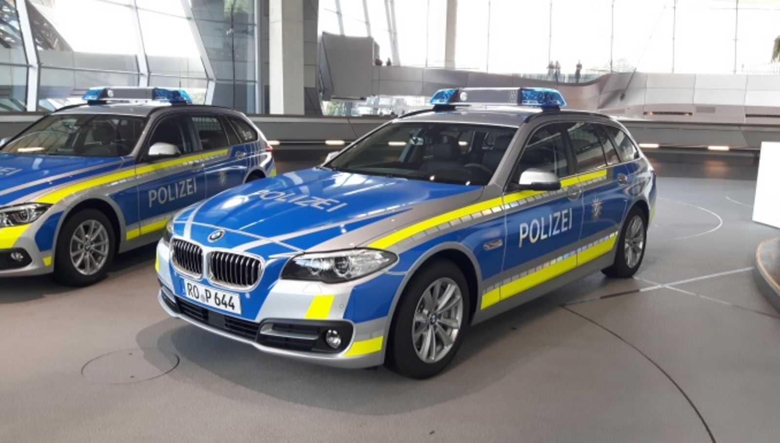 Polizei Bayern Fahrzeuge