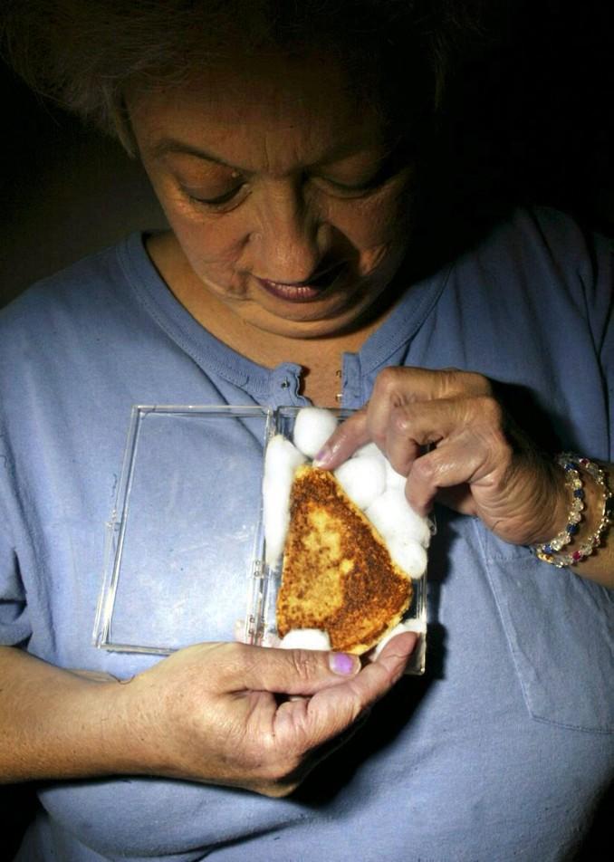 Ebay gegrillte Käse Jungfrau Maria
