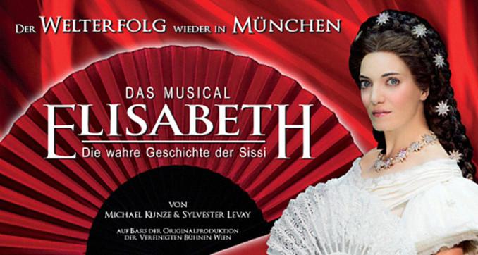 erleben sie elisabeth den musical welterfolg live im deutschen theater antenne bayern. Black Bedroom Furniture Sets. Home Design Ideas