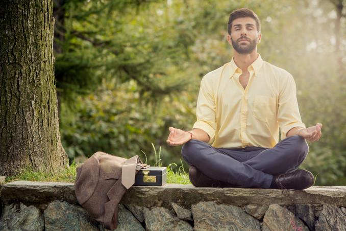 ausgeglichenheit und stressvermeidung