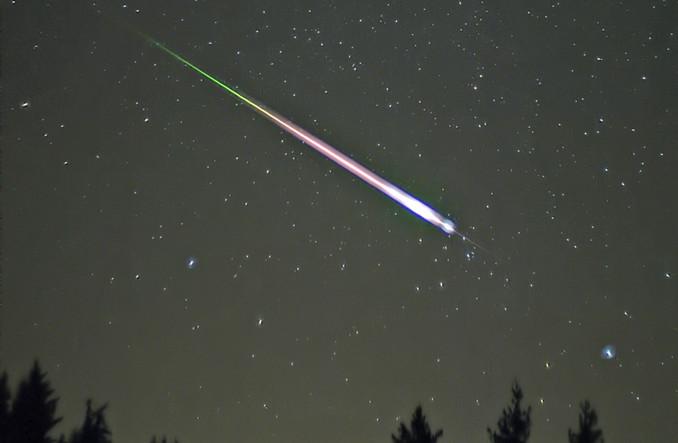 Meteorit Deutschland Heute Abend