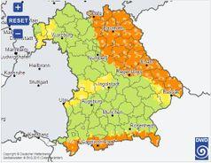 Glatteis Heute Bayern