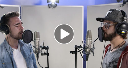 "Shawn Mendes ""Treat you better"" - Cover von Dominik und Moritz"