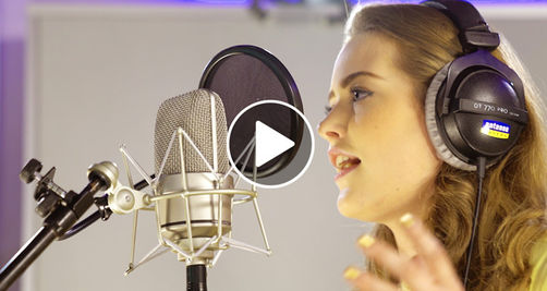 "Rihanna ""California King Bed"" - Cover von Emily aus Zwiesel"