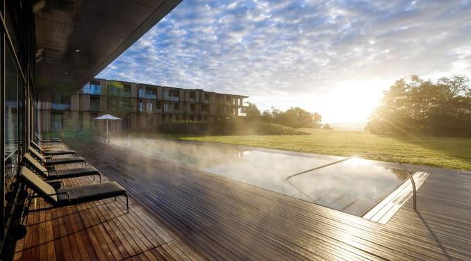 Preisgekr nte architektur lanserhof tegernsee ist das am for Designhotel oberbayern