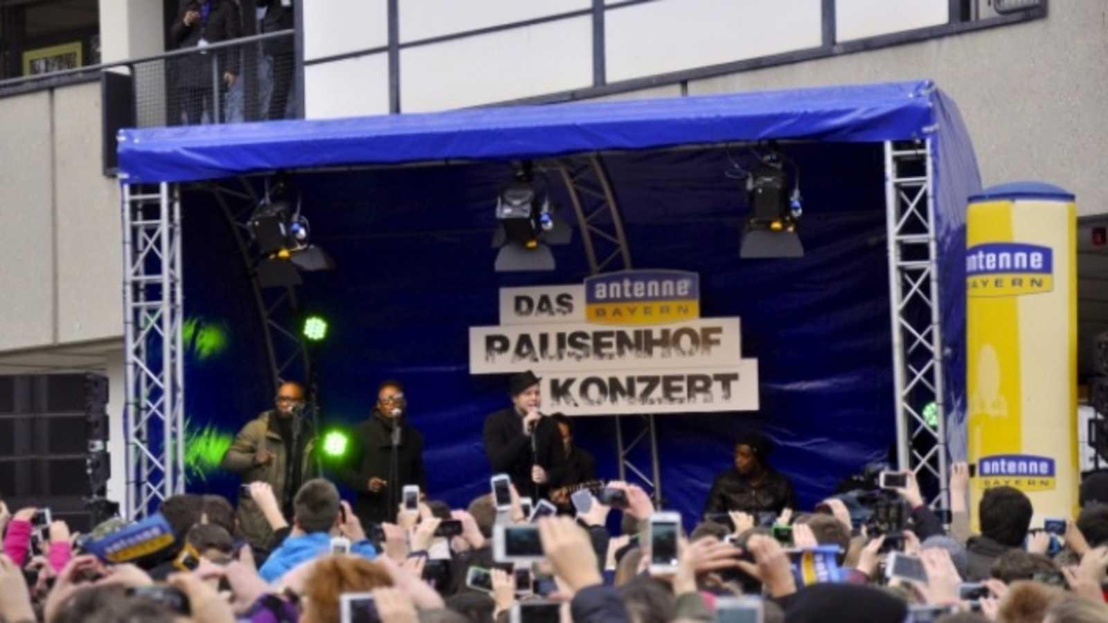 Antenne Bayern Single Des Tages