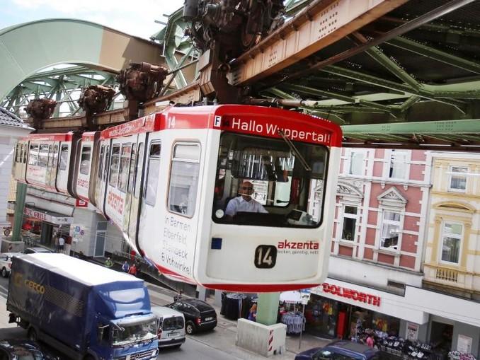 Gartenmobel Kettler Riva :  Wuppertal 2016 wird eine neue Fahrzeugflotte in Betrieb genommen