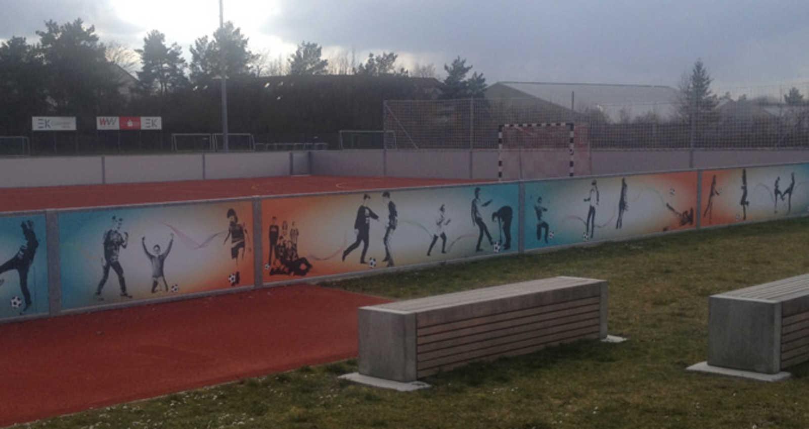 w rzburg sc heuchelhof braucht neuen basketballplatz und ihre hilfe antenne bayern. Black Bedroom Furniture Sets. Home Design Ideas