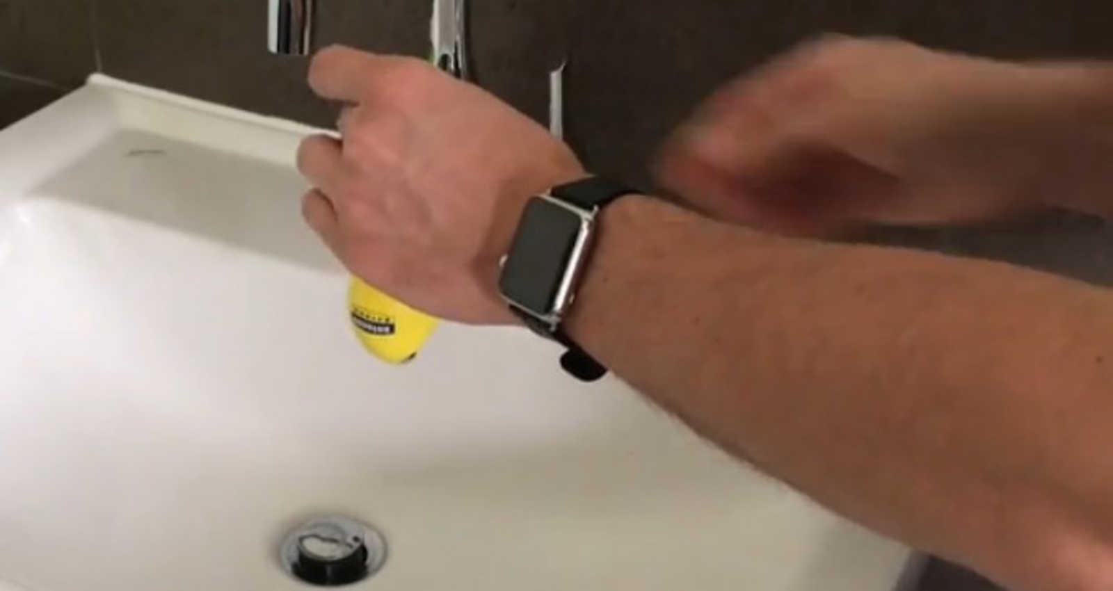 wasserhahn entkalken video antenne bayern lifehack wasserhahn entkalken. Black Bedroom Furniture Sets. Home Design Ideas