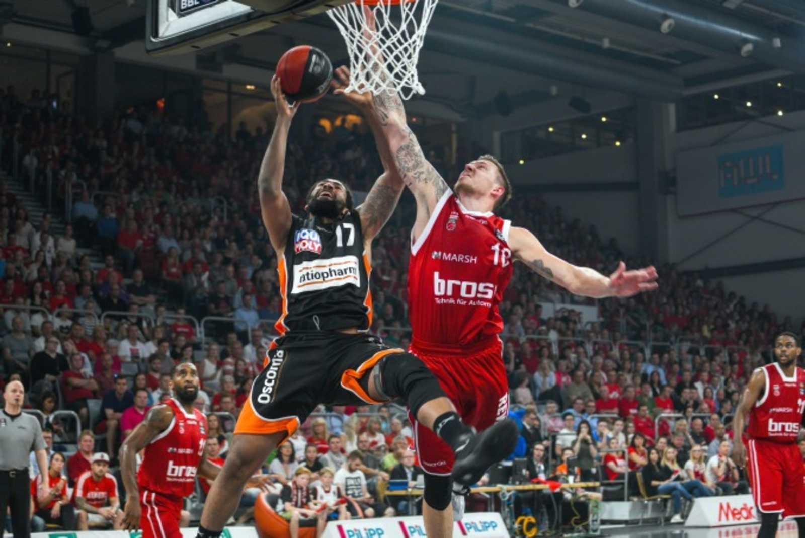 Bamberger Basketballer Einfach Nur Meisterlich Antenne