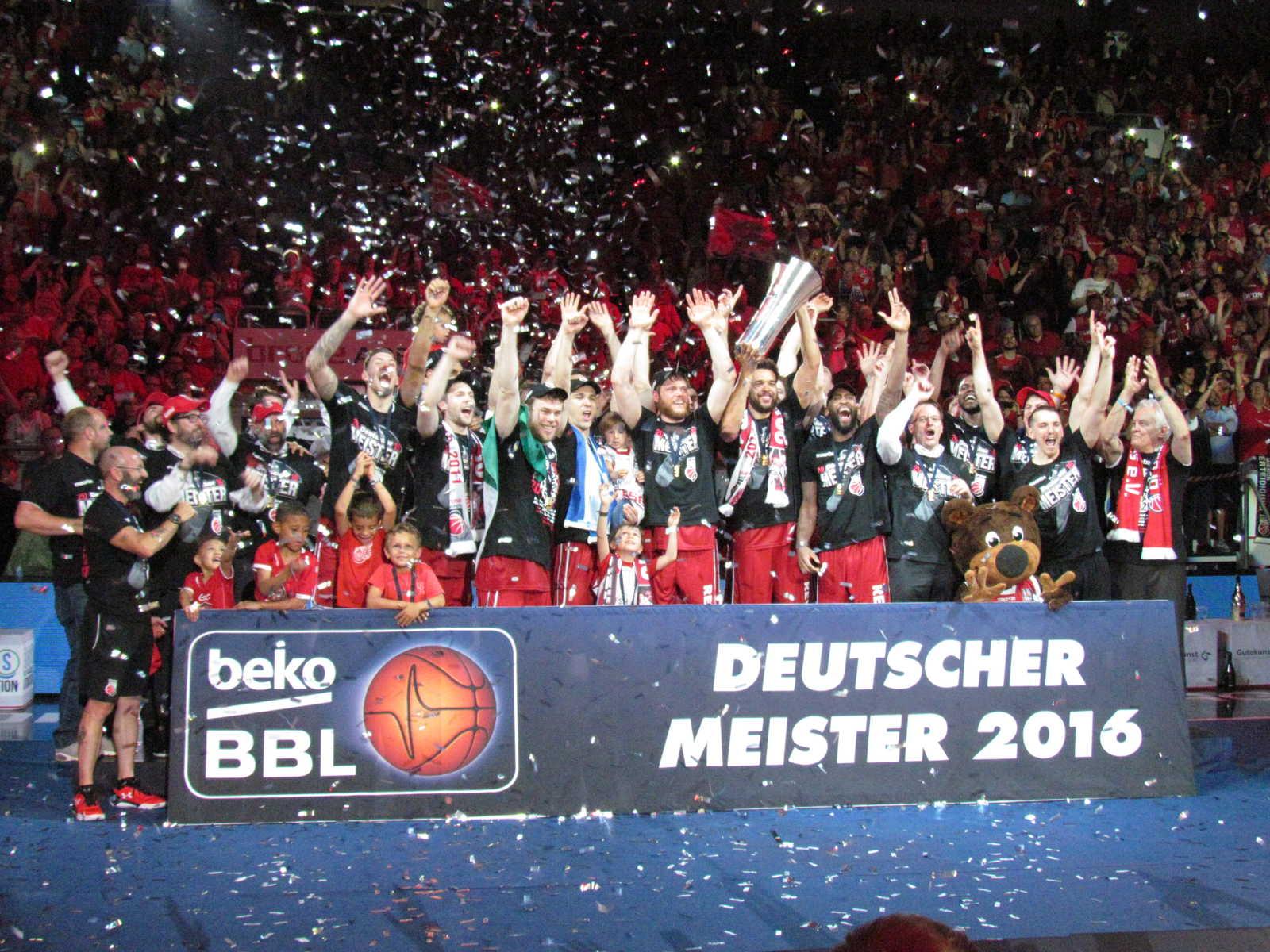 deutscher basketball meister