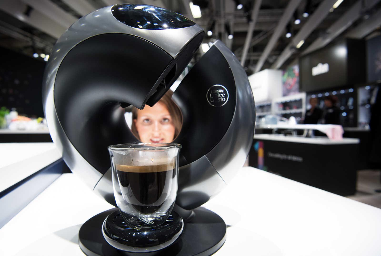 Kaffeemaschine neuheiten