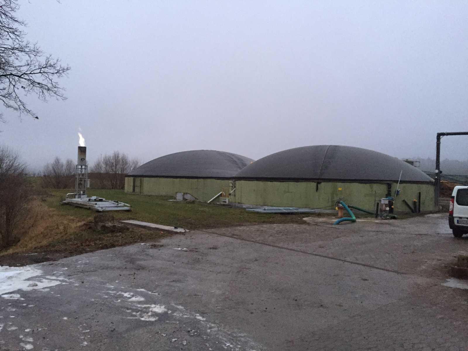 Winter Ohne Heizung : brand in biogasanlage in burgpreppach hoher schaden ~ Michelbontemps.com Haus und Dekorationen