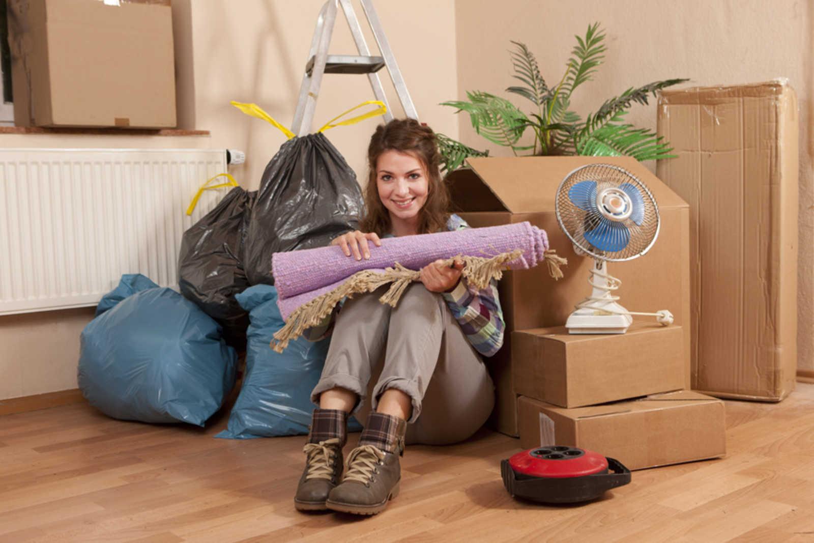 projekt entr mpeln die 10 besten tipps f rs erfolgreiche ausmisten antenne bayern. Black Bedroom Furniture Sets. Home Design Ideas