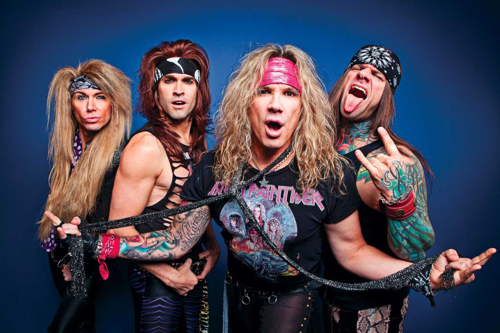 Foto: Steel Panther