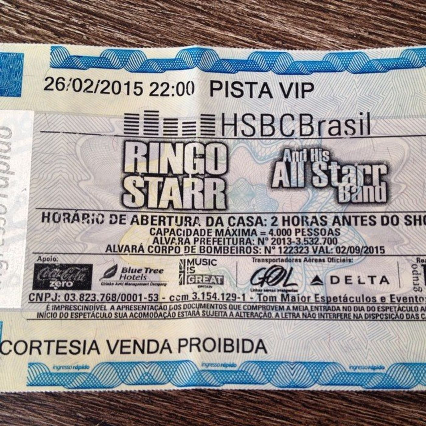 Ringo Starr And His All Star Band  Tour