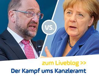Bundestagswahl 2017: Liveblog