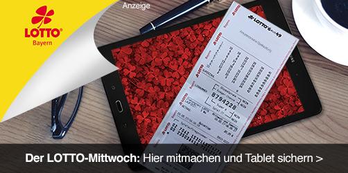 Lotto Bayern Mittwoch