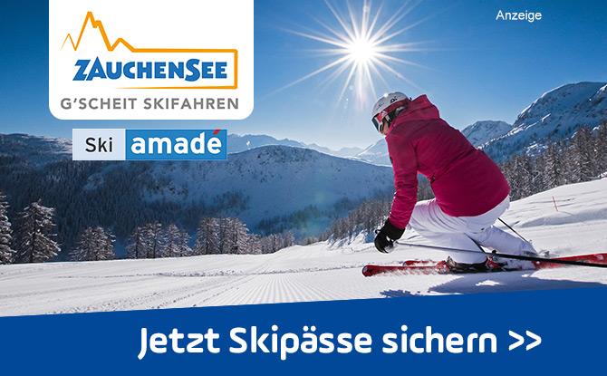 Zauchensee 2017/18 - G'scheit Skifahren