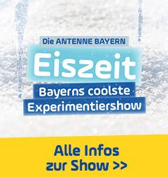 Bayerns coolste Experimentiershow – live vom Nebelhorn