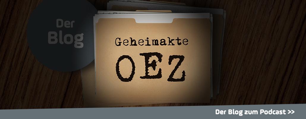 Blog Geheimakte OEZ
