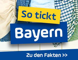 So tickt Bayern