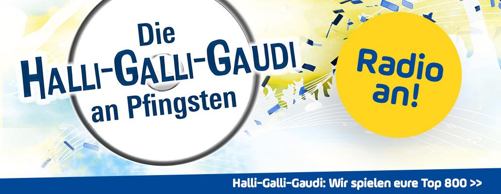 Halli-Galli-Gaudi