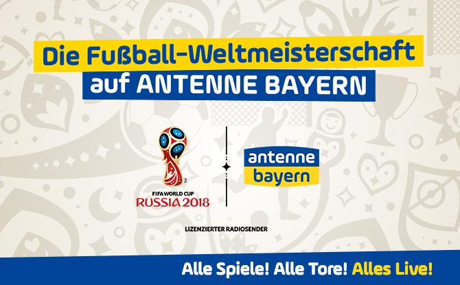 FIFA Fussball-Weltmeisterschaft 2018™: Tippspiel, Infos und Wissenswertes