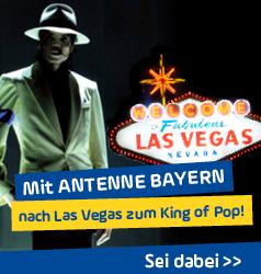 ANTENNE BAYERN bringt euch zum Geburtstag des King of Pop