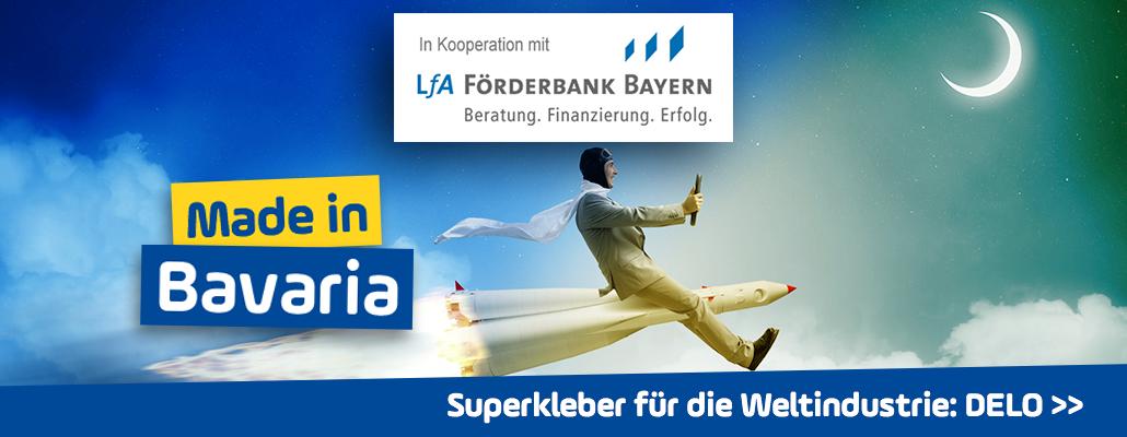 Winzige Tropfen reichen: Superklebstoffe der Firma DELO aus Windach in Oberbayern