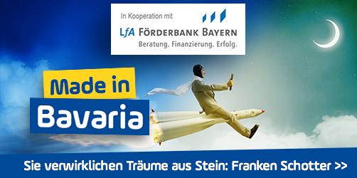 Altmühltal: Franken-Schotter verwirklicht Träume aus Stein