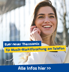 Thermomix für Musik-Marktforschung