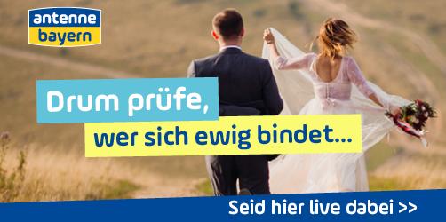 Bayerns längster Hochzeitsmarsch