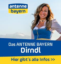 Das ANTENNE BAYERN Dirndl
