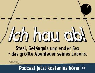 """""""Ich hau ab!"""" Ein irres Abenteuer"""